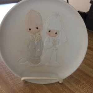 Precious Moments plate for Sale in Sunnyvale, CA