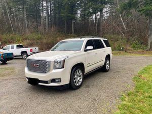 2015 GMC Yukon Denali for Sale in Vancouver, WA