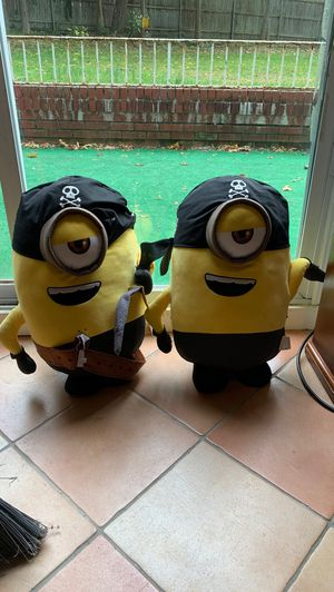 Minion Plush Toys for Sale in White Plains, NY