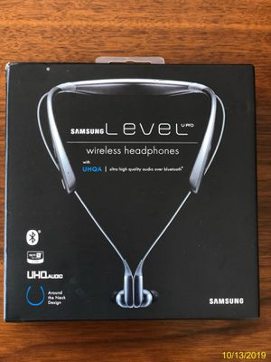 Samsung Level U PRO Bluetooth headphones for Sale in Wylie, TX