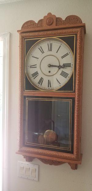 Antique waterbury clock for Sale in Portland, OR