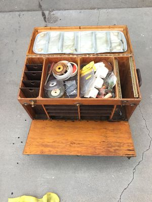 Tackle box for Sale in West Covina, CA