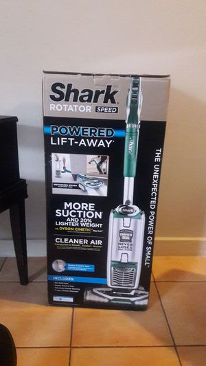 Brand new SHARK ROTATOR UPRIGHT VACUUM for Sale in Oakland, CA