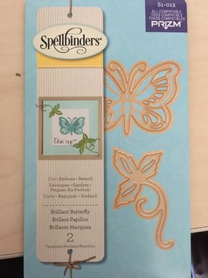 Butterfly die cut for Sale in Los Angeles, CA