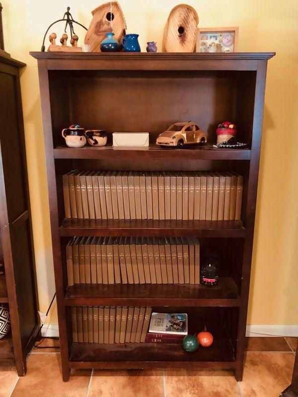 Book shelves Potterybarn