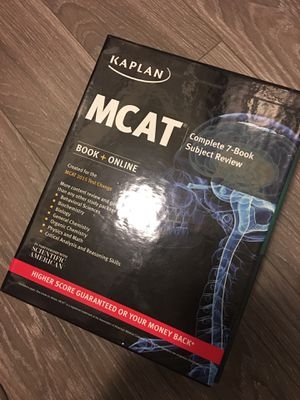 Mcat 2015 books for Sale in Rockville, MD