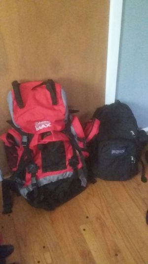 Hiking backpack(Coleman MAX) for Sale in Lakewood, OH