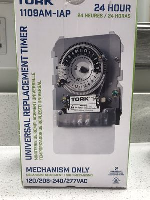 Tork universal replacement timer for Sale in Anderson, SC
