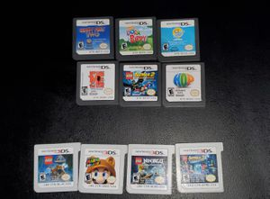 Nintendo DS/3DS Lot (ALL WORK) for Sale in Franklin Park, IL