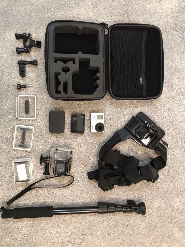 GoPro Hero 3 + Accessoires