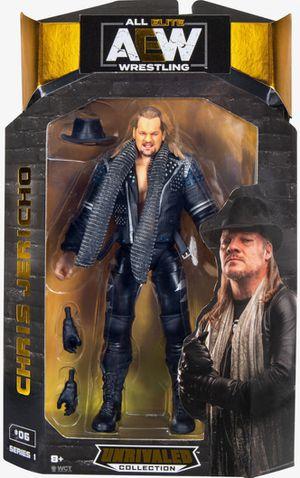 New AEW Chris Jericho Action Figure. for Sale in Apopka, FL