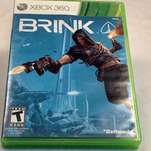 Brink [Xbox 360] for Sale in North Fork, CA