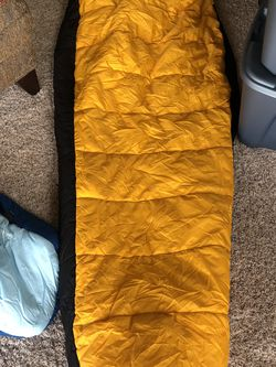 Glacier view men's sleeping bag for Sale in Des Moines,  WA
