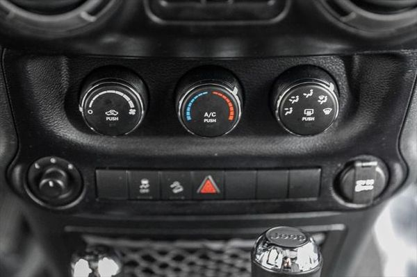 2016 Jeep Wrnglr 4Dr