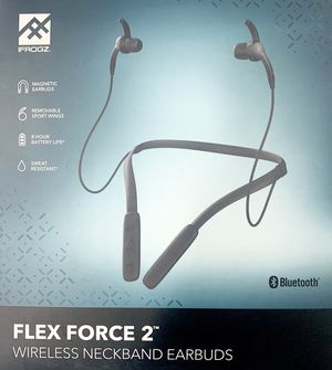 Ifrogz wireless neckband earbuds for Sale in San Antonio, TX