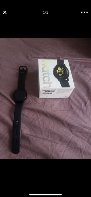 Samsung galaxy active watch for Sale in New Haven, CT