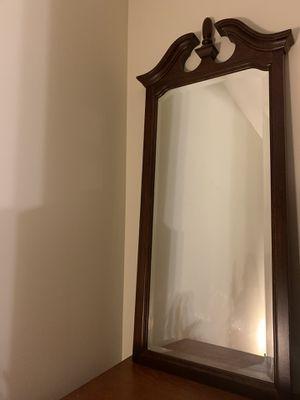 Antique mirror for Sale in Fairfax Station, VA