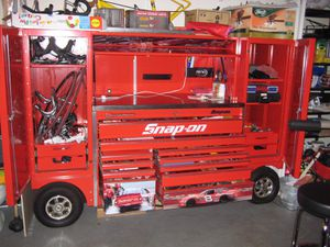Snap On Mechanic Wagon tool box: Dale Earnhardt Jr. Limited Edition for Sale in Laytonsville, MD