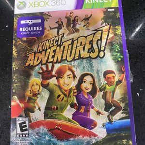 Kinect Adventure for Sale in Brick Township, NJ