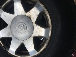 Escalade tires for Sale in Chantilly, VA