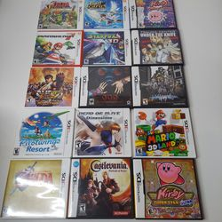 Video Games Cases 3ds PS3 PS4 for Sale in Normandy Park,  WA