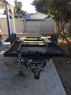 11'x6' Small car trailer for Sale in Lynwood, CA