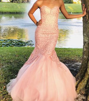 Prom Dress Blush Pink for Sale in TWN N CNTRY, FL