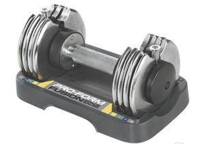 New single ProForm Space saver Dumbbell, 5 in 1 Dumbbell, from 2.5 to 25lbs for Sale in Miami, FL