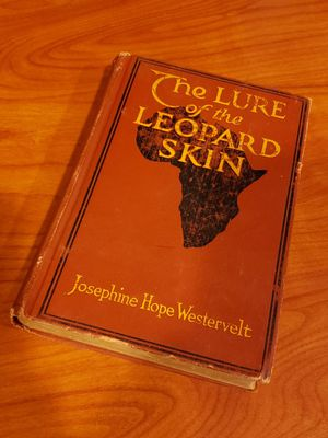 The Lure of the Leopard Skin: A Story of the African Wilds for Sale in Chambersburg, PA