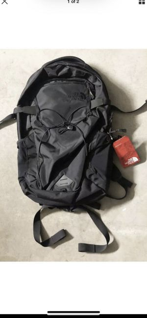 NEW The North Face - Solid State Laptop Backpack - Black NF0A3KVXKX7 for Sale in Irvine, CA