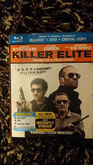 Killer Elite Bluray for Sale in Eau Claire, WI