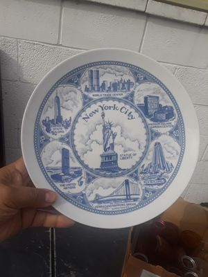 New York plate home decor for Sale in Downey, CA