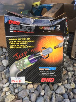 90s Jeep Cherokee Spark Plug Wore Set for Sale in Tacoma, WA