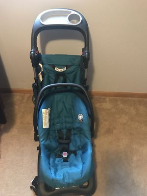 Car seat, base and stroller combo for Sale in Bloomington, MN