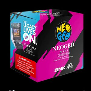 NEO GEO Mini International 40 Games NEW for Sale in Covington, KY