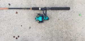 Fishing rod combo for Sale in San Diego, CA