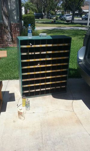 Metal cabinet with multiple compartment for Sale in Whittier, CA