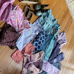Girls Clothes & Shoes 7-9 Years Bundle for Sale in Woodinville,  WA
