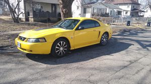 2004 Ford Mustang 40th Anniversary Edition for Sale in Marion, OH