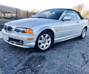 Only $1500 DOWN! 2001 325ci BMW Convertible/ Garage Kept for Sale in North Bethesda, MD