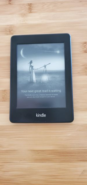 Amazon Kindle Paperwhite for Sale in NO POTOMAC, MD