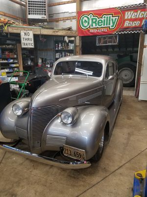 1939 Chevrolet Coupe for Sale in Monee, IL