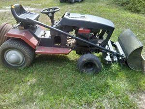 19hp Murray tractor with plow for Sale in Gaston, SC