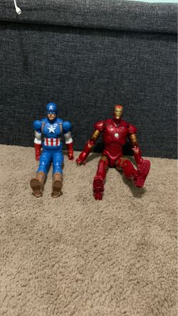 2 super hero action figures for Sale in Vancouver,  WA