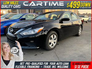 2017 Nissan Altima for Sale in Ontario, CA