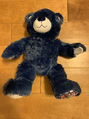 """Build A Bear Star Wars Teddy Bear 16"""" Plush Stuffed Animal Toy Blue White Silver for Sale in Paramount, CA"""
