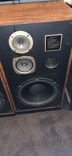 Marantz sp-1200 vintage speakers for Sale in Chicago, IL