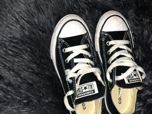 Boy Converse size 13 for Sale in Tucker, GA