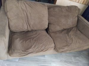 Free couch pull out bed for Sale in San Jacinto, CA