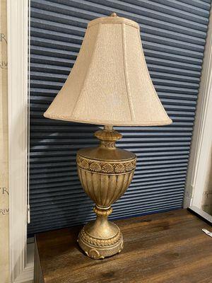 Nightstand (2) vintage gold for Sale in Ashburn, VA